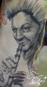 kokopelli tattoo