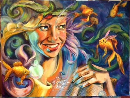 Delirium Painting
