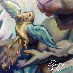 flying lessons painting detail