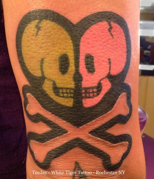 toki doki tattoo