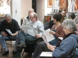 new york figure study guild audience