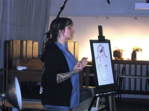 presenting to the new york figure study guild