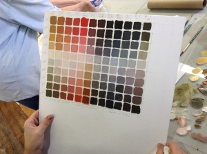 Brian's colors Zorn