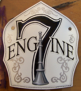 Engine 7 Shield