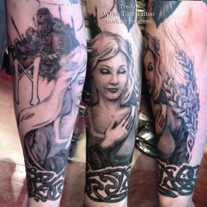 Sif Tattoo