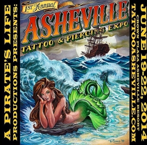 Asheville Tattoo and Piercing Expo