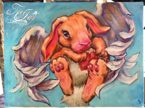 Bunny Flies - Bunny Love
