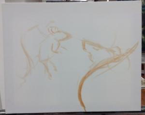 mice painting