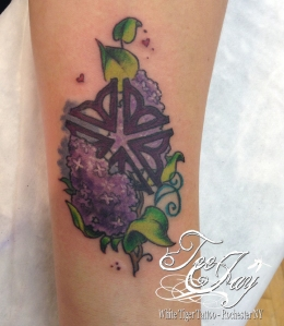 lilac rochester tattoo