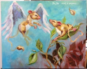 Rodent Painting