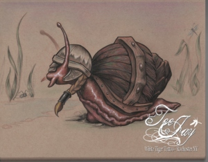 Explorer Snail
