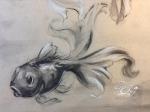 charcoal fish