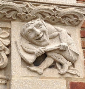 flasher gargoyle