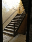 intact stairwell