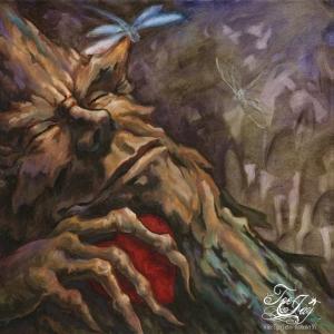 Woodland Spirit painting by TeeJay