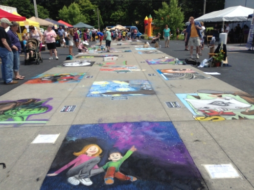 Perry Chalk Festival