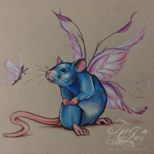 fairy rat