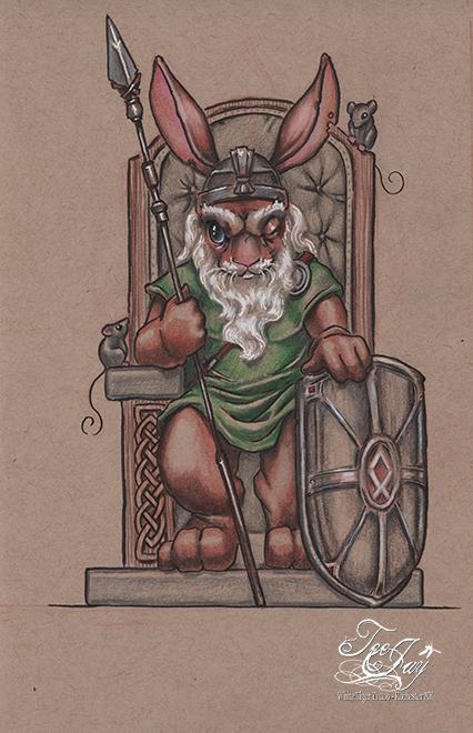 Odin Rabbit