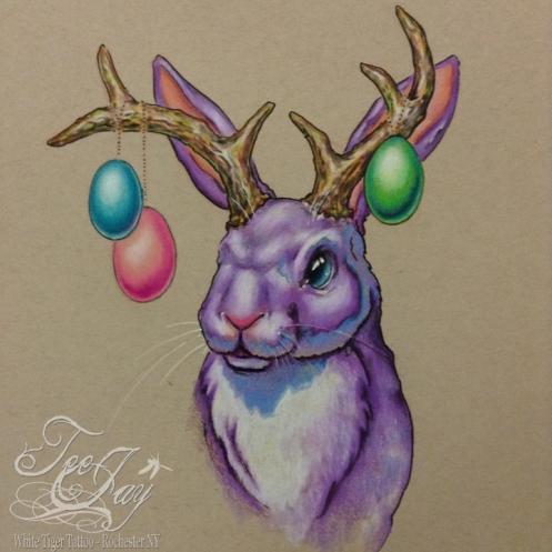 Easter Jackalope
