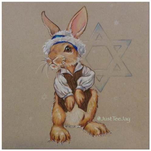 Hanukkah Harry the Rabbit