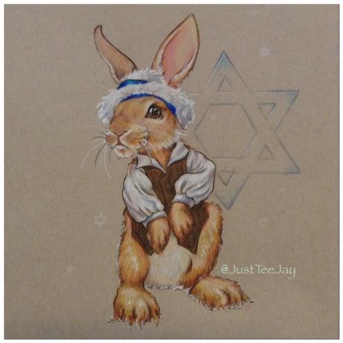 Hanukkah Harry the Rabbit