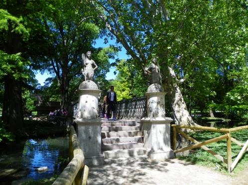 mermaid bridge Milan