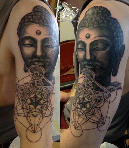 buddhametatrontattoo