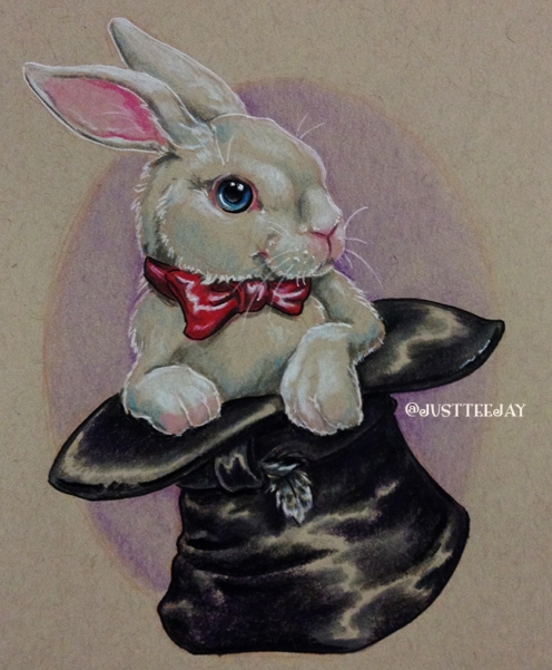 magic bunny tophat