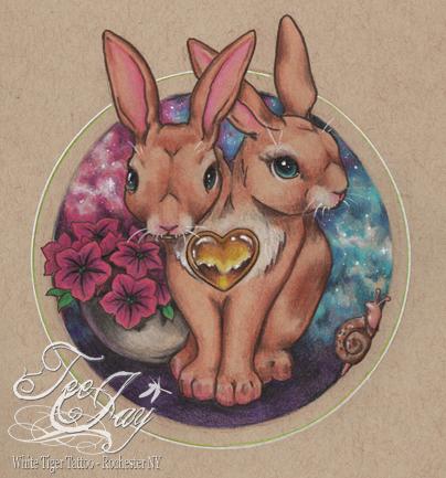 zaphod bunnybrox