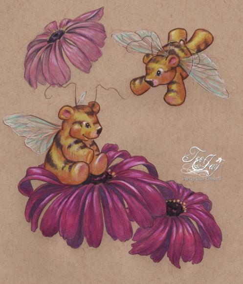 bumble bears bearbees