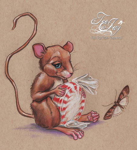 peppermint mouse