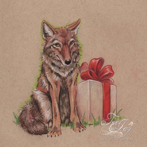 Coyote Present