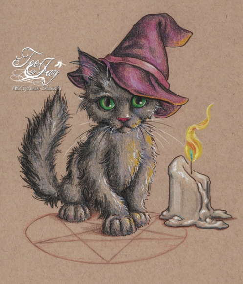 Witchcraft Kitty