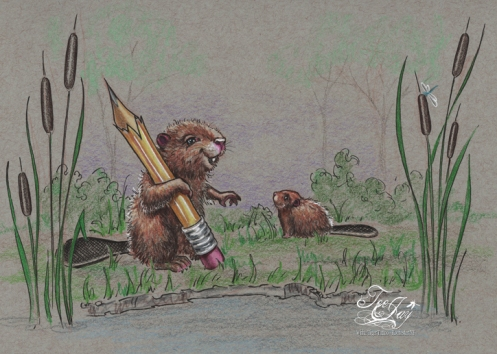 talkative beaver