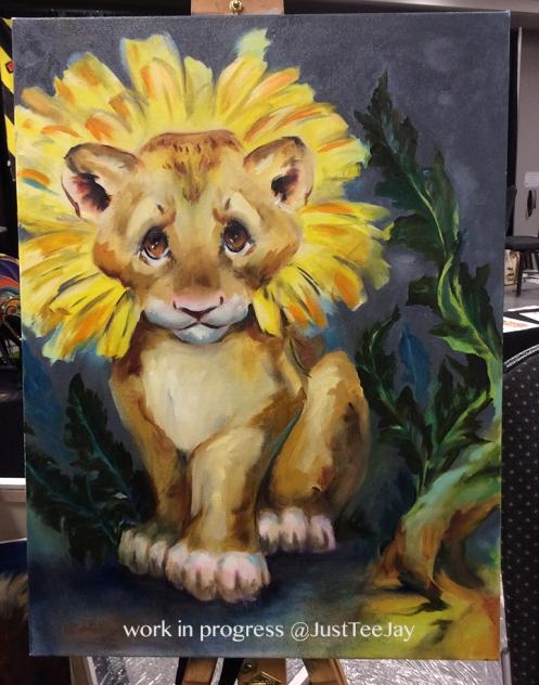 Dande Lion