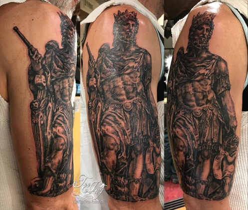 King David Tattoo