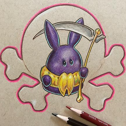 BunnyHarvestman