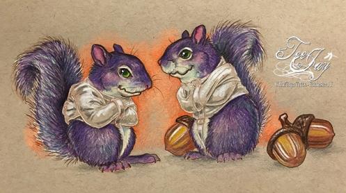 NuttySquirrels