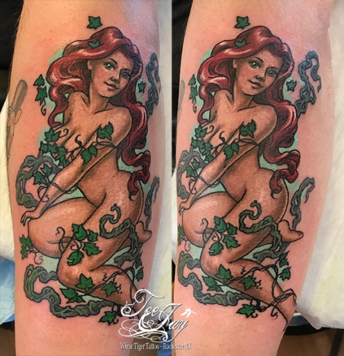 PoisonIvyTattoo